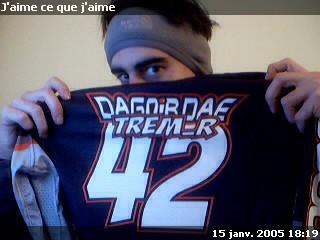 Trem_R the 42nd - TShirt de la team de paintball Dagnirdae