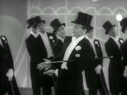 Fred Astaire fait son show